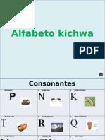Alfabeto kichwa
