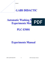 Automatic Washing Machine  Module