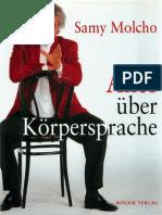 Alles Über Körpesprache (Samy Molcho, 1995 Scan)