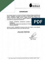 Comunicado Consult. 0434 0001
