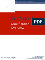 Qualification Specification Lvl2