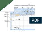 Tarea 1 Excel
