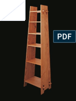 Woodworking Plans Trapezoidal Bookcase Plans.pdf