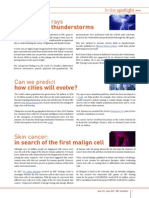ERC+Newsletter+June+2015+-++In+the+spotlight+ERC+presents+research+results