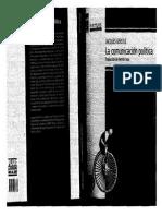 Gerstlé - La Comunicación Política