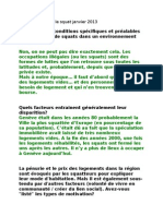 Interview La Côte le squat janvier 2013.docx