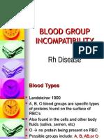 Rhesus Disease