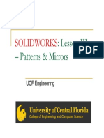 Ucf - Solidworks III
