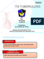 Ppt. Laringitis TB