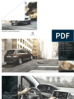 Peugeot 2008 Range Brochure
