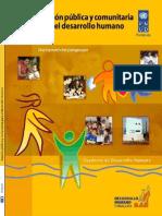 GESTION PUBLICA Y COMUNITARIA - CUADERNO 2 - 2007 - PORTALGUARANI