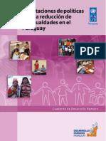 ORIENTACIONES DE POLITICAS - CUADERNO 3 - 2007 - PORTALGUARANI
