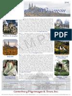 Shrines of Wisconsin Pilgrimage Sample | Canterbury Pilgrimages