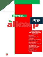 manual de organizacion y funciones empresa alicorp