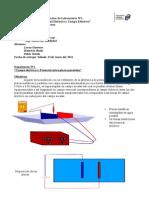 Práctica de LAB N°1-Fisica II - Potencial V