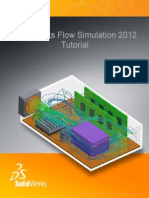Solidworks Flow Simulation 2012 Tutorial 1