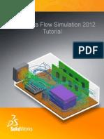 Solidworks Flow Simulation 2012 Tutorial 1