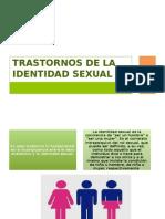 Trastornos de La Identidad Sexual