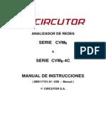 Analizador de Redes - CVMk01