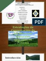 ppt. sobre areas protegidas de panama.