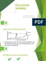 INTERPOLACION-POLINOMIAL.pptx