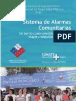 Sistema de Alarmas Comunitarias