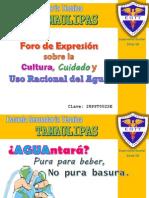 Foro Del Agua 2105