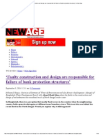 'Faulty construction and design are responsible for failure of bank protection structures' _ New Age.pdf