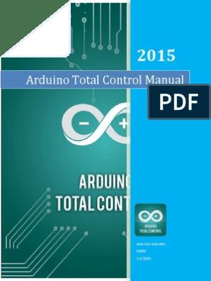Arduino Total Control Manual pdf | Arduino | Bluetooth