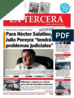 Diario La Tercera 29.06.2015