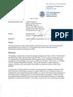 ICE Transgender Care Memorandum