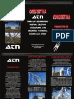 ATN Folder de Produtos