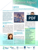 Gut Microbiota for Health Summit Report 2015