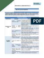 COM - Planificación Unidad 4 - 2do Grado v2