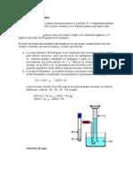 Hidrogeno y Amoniaco