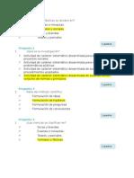 Actividad Autocalificada Semana 1 Metodología de la investigación económico administrativas