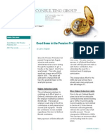 Benefits Consulting Group Spring 07 Newsletter