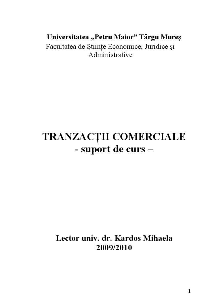 copiază tranzacțiile comerciale