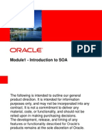 SOA Workshop Module1 - Introduction to SOA