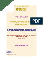b17. the Third Book of Enoch.