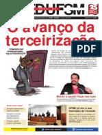 Jornal SEDUFSM Junho 2015