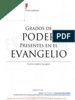 Grados de Poder Presentes en El Evangelio