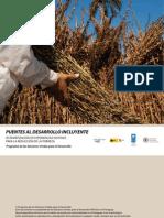 PUENTES DE DESARROLLO INCLUYENTE - 2012 - PNUD - PORTALGUARANI