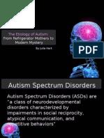 ASD Etiology
