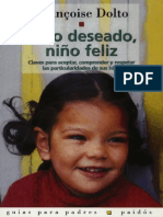Dolto Francoise - Niño Deseado Niño Feliz