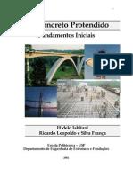 Apostila de Concreto Protendido - EPUSP