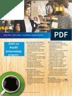 Audit Internship With KPMG Romania