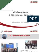 La Educación Es Primero-moquegua-2014