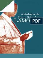 Juan Sanchez Lamouth - Antologia de Juan Sanchez Lamouth