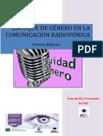 Guía Enfoque de Género en La Comunicación Radiofónica